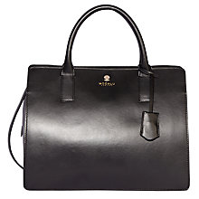 Buy Modalu Jasmine Leather Grab Bag Online at johnlewis.com