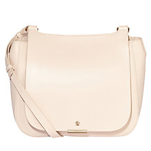 Buy Modalu Margot Leather Saddle Across Body Bag Online at johnlewis.com