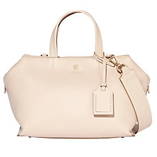 Buy Modalu Sienna Leather Small Casual Grab Bag Online at johnlewis.com
