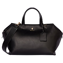 Buy Modalu Sienna Leather Casual Grab Bag Online at johnlewis.com