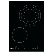 Buy AEG HC452021EB Ceramic Hob, Black Online at johnlewis.com