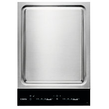 Buy AEG HC452601EB Induction Teppan Yaki Cooktop, Stainless Steel Online at johnlewis.com