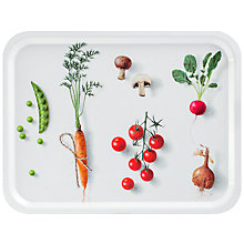 Buy Ary Garden Treasures Rectangular Tray, FSC-certified (Birch) Online at johnlewis.com