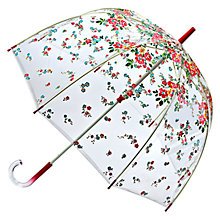 Buy Cath Kidston Thorp Flowers Ombre Birdcage Umbrella, Multi Online at johnlewis.com