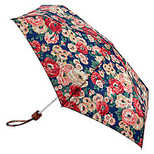 Buy Cath Kidston Worth Bunch Tiny Umbrella, Navy/Multi Online at johnlewis.com