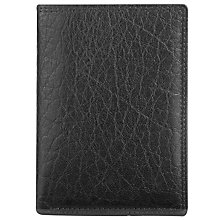Buy John Lewis Katta Aniline Leather Shirt Wallet, Black Online at johnlewis.com