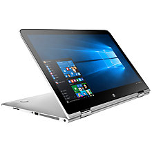 "Buy HP Spectre x360 15-ap010na Convertible Laptop, Intel Core i5, 8GB RAM, 256GB SSD, 15.6"" Touchscreen Online at johnlewis.com"