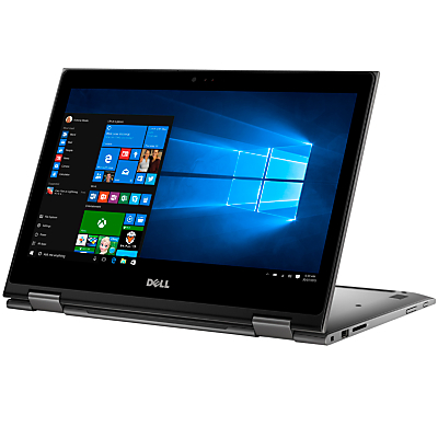 "Image of Dell Inspiron 13 5000 Series Laptop, Intel Core i5, 8GB RAM, 256GB SSD, 13.6"" Touch Screen, Silver"