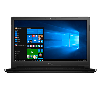 "Image of Dell Inspiron 15 5000 Series Laptop, AMD A10, 8GB RAM, 1TB, 15.6"", Black"