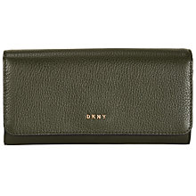 Buy DKNY Chelsea Vintage Leather Carryall Purse Online at johnlewis.com