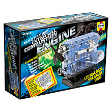 Buy Haynes Build Your Own Internal Combustion Engine Kit Online at johnlewis.com
