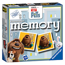 Buy The Secret Life of Pets Life Mini Memory Game Online at johnlewis.com