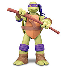 Buy Teenage Mutant Ninja Turtles 2: Out of the Shadows Donatello Action Figure Online at johnlewis.com