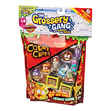 Buy The Grossery Gang Corn Chips, Pack of 10 Online at johnlewis.com
