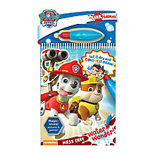 Buy Paw Patrol INKredibles Mess Free Water Wonder Pen Online at johnlewis.com