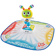 Buy Fisher-Price Bright Beats Learnin' Lights Electronic Dance Mat Online at johnlewis.com