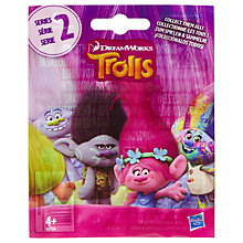 Buy DreamWorks Trolls Surprise Mini Figure Series 1, Assorted Online at johnlewis.com