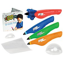Buy Cool Create IDO3D Wild Fun Vertical Design Studio Set Online at johnlewis.com