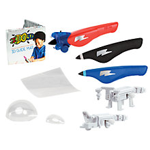 Buy Cool Create IDO3D Go! Motion Creator Set, Assorted Online at johnlewis.com