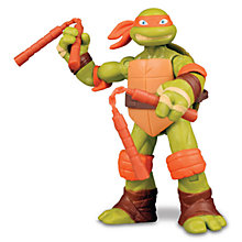 Buy Teenage Mutant Ninja Turtles 2: Out of the Shadows Michelangelo Action Figure Online at johnlewis.com