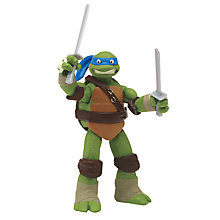 Buy Teenage Mutant Ninja Turtles Eye Poppin' Leo Figure Online at johnlewis.com