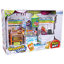 Buy The Grossery Gang Yucky Mart Playset Online at johnlewis.com