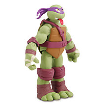 Buy Teenage Mutant Ninja Turtles Tongue Poppin' Donnie Figure Online at johnlewis.com