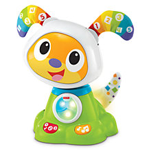 Buy Fisher-Price Dance And Move BeatBowWow Electronic Toy Dog Online at johnlewis.com