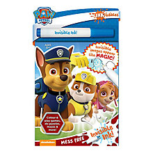 Buy Paw Patrol INKredibles Mess Free Invisible Ink Pen Online at johnlewis.com