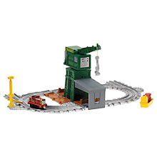 Buy Thomas & Friends Take-N-Play Cranky At The Docks Playset Online at johnlewis.com