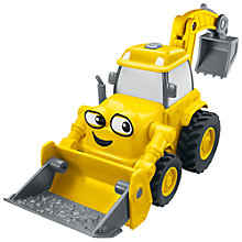 Buy Bob The Builder Talking Scoop Vehicle Online at johnlewis.com