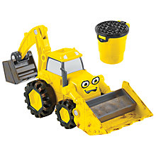 Buy Bob The Builder Mash and Mould Scoop Vehicle Online at johnlewis.com