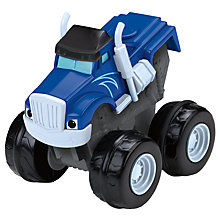 Buy Blaze and the Monster Machines Slam and Go Crusher Vehicle Online at johnlewis.com