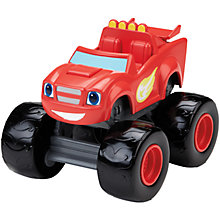 Buy Blaze and the Monster Machines Talking Blaze Vehicle Online at johnlewis.com