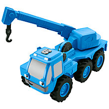 Buy Bob The Builder Talking Lofty Vehicle Online at johnlewis.com