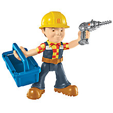 Buy Bob The Builder Action Figure, Assorted Online at johnlewis.com
