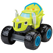 Buy Blaze and the Monster Machines Talking Zeg Vehicle Online at johnlewis.com