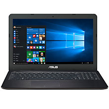 "Buy ASUS X556UA Laptop, Intel Core i7, 8GB RAM, 1TB, 15.6"" Online at johnlewis.com"