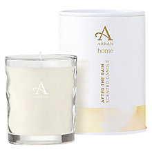Buy Arran Aromatics After The Rain Scented Candle, Small Online at johnlewis.com