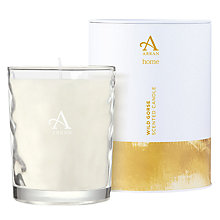Buy Arran Aromatics Wild Gorse Scented Candle, Large Online at johnlewis.com