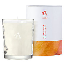 Buy Arran Aromatics Just Grapefruit Scented Candle, Large Online at johnlewis.com