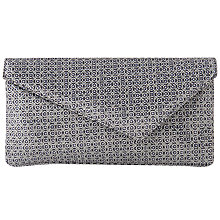 Buy L.K. Bennett Leather Leonie Clutch Bag Online at johnlewis.com