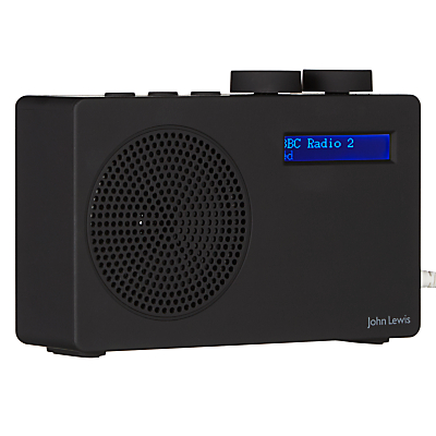 John Lewis Spectrum DAB/FM Digital Radio
