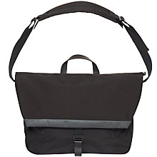 Buy Ally Capellino Travel Cycle Froome Messenger Bag, Black Online at johnlewis.com