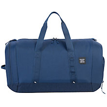 Buy Herschel Supply Co. Trail Gorge Holdall, Peacoat Blue Online at johnlewis.com