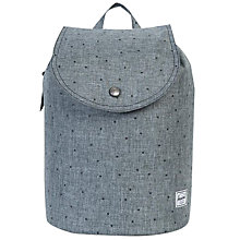 Buy Herschel Supply Co. Reid Backpack, Grey Online at johnlewis.com