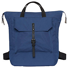 Buy Ally Capellino Frances Ripstop Small Backpack, Blue Online at johnlewis.com