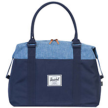 Buy Herschel Supply Co. Strand Canvas Holdall Online at johnlewis.com
