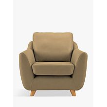 Buy G Plan Vintage The Sixty Seven Leather Armchair Online at johnlewis.com