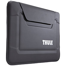 "Buy Thule Gauntlet 3.0 Envelope Sleeve for 13"" MacBook Air Online at johnlewis.com"